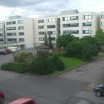 student housing in Vuolukiventie 1B